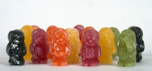 Jelly babies are the best