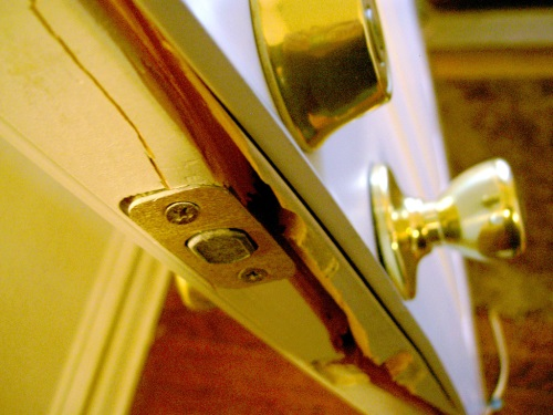 Make sure you doors are locked. Picture by timsamoff on Flickr