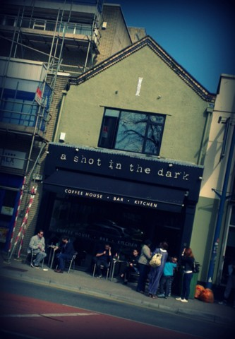 A Shot in the Dark, Cardiff