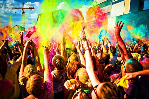 The Color Festival is back in Cardiff