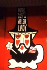 'Dude looks like a Welsh lady' by Phil Morgan Illustration