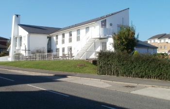 Pontprennau Community Centre, image courtesy of Jaggery via Wikimedia Commons