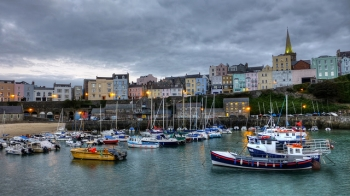 Tenby Harbour, image courtesy of matthewhartley369 via Flickr