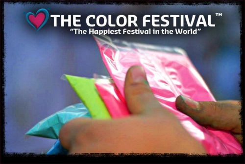 The happiest festival in the world