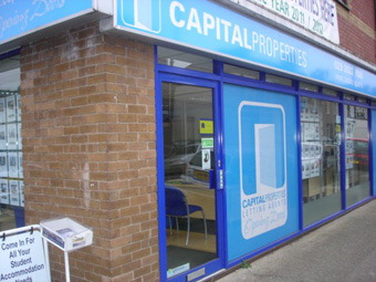 Capital Properties Office