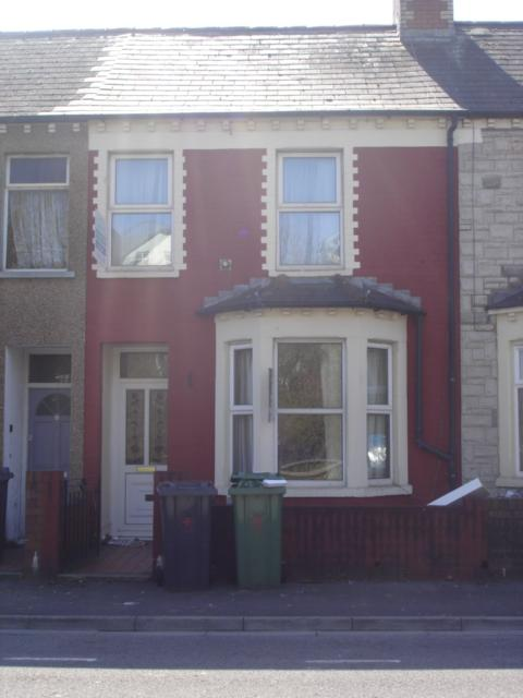 Blackweir Terrace, Cathays, Cardiff