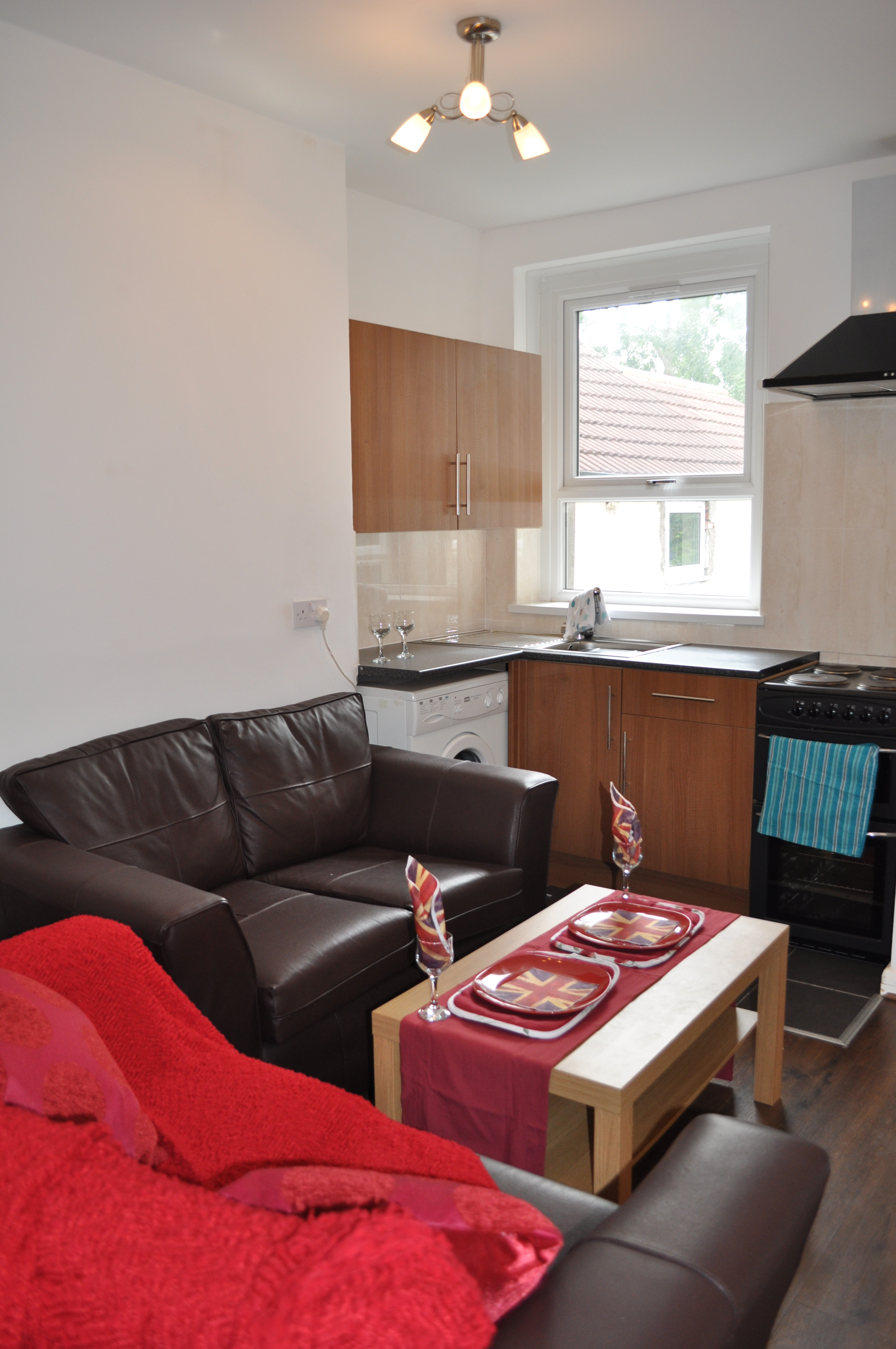 Two Bedroom Flat, Claude Road, Roath, Cardiff