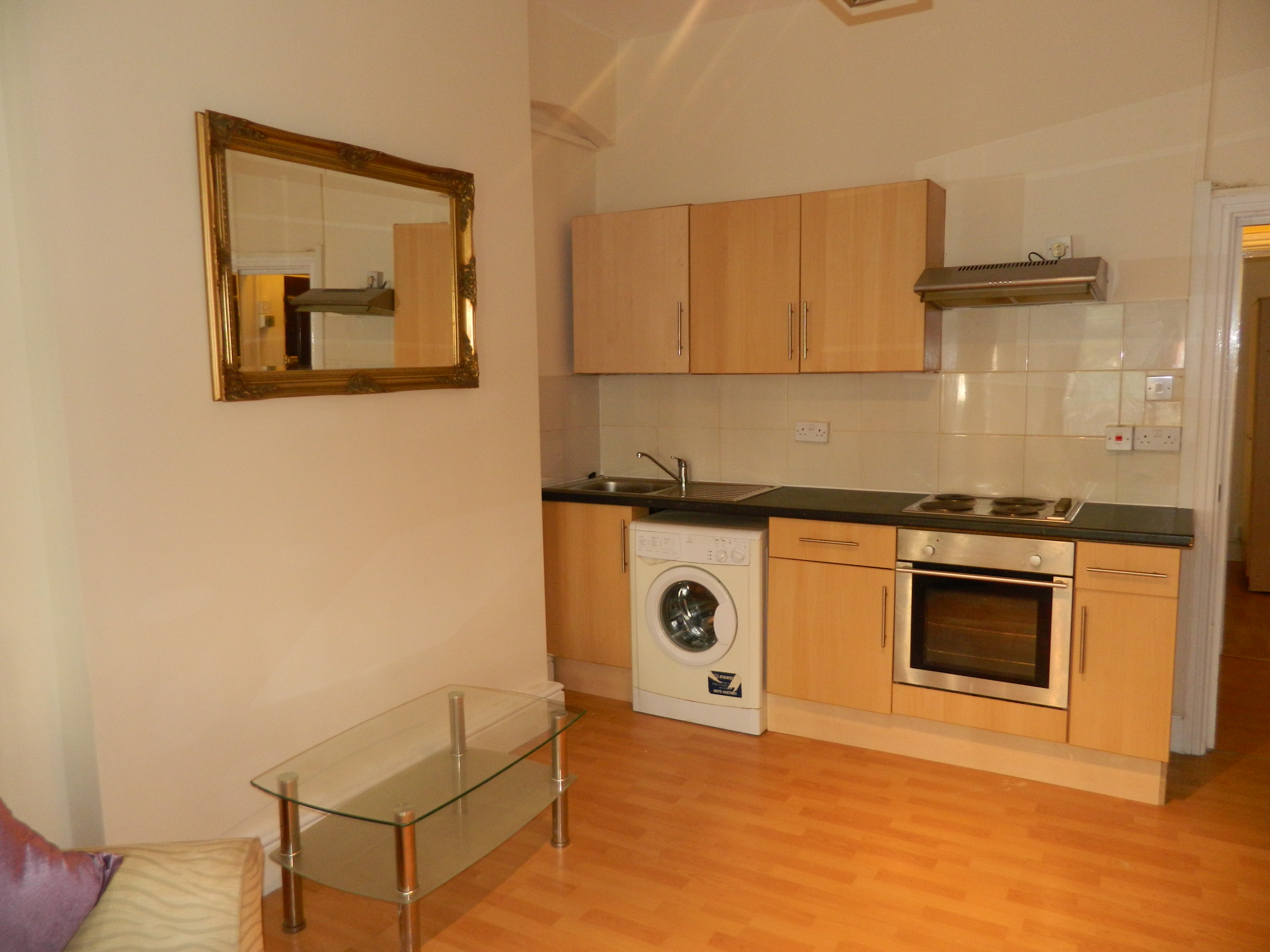 One Bedroom Flat, Connaught Road, Roath, Cardiff