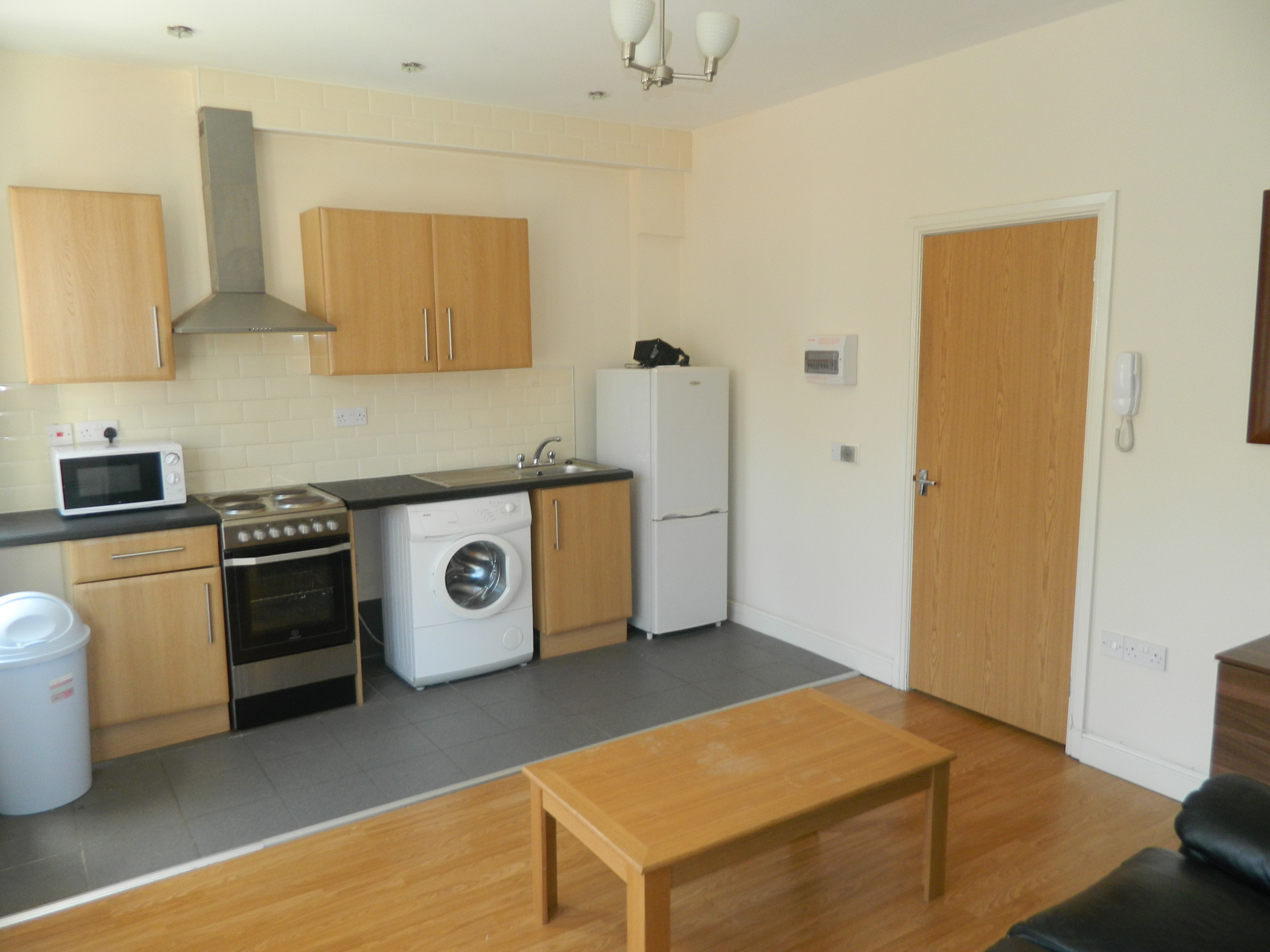 One Bedroom Flat, Claude Road, Roath, Cardiff